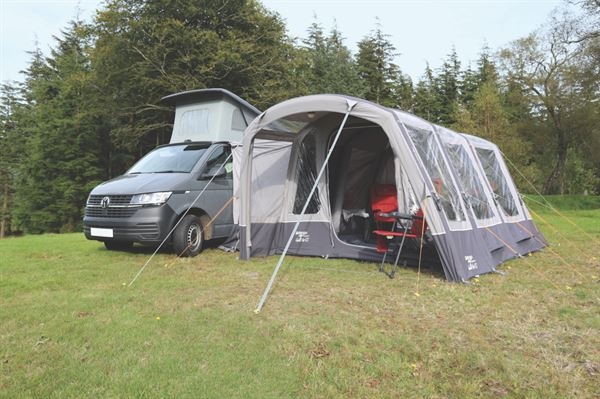 A Vango Lifestyle Air awning