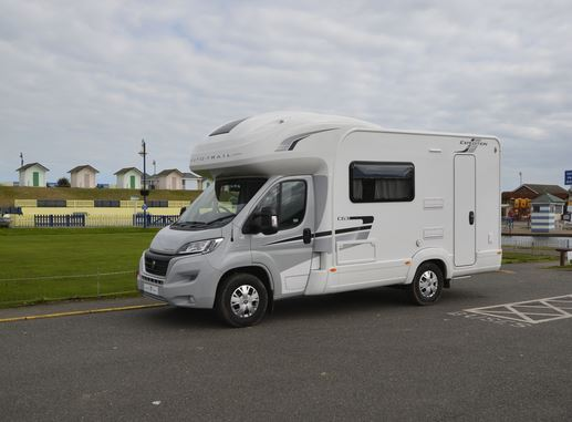The Auto-Trail Expedition C63 motorhome