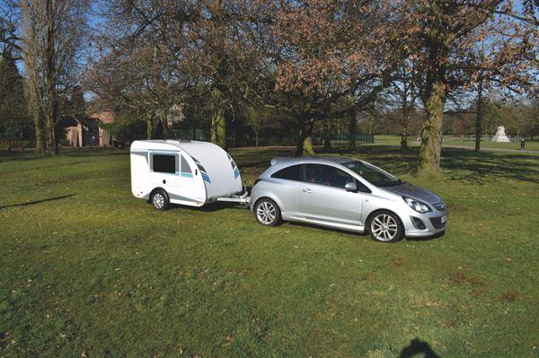 The Campmaster Lightweight Caravan
