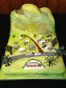 Malvern CS Cake