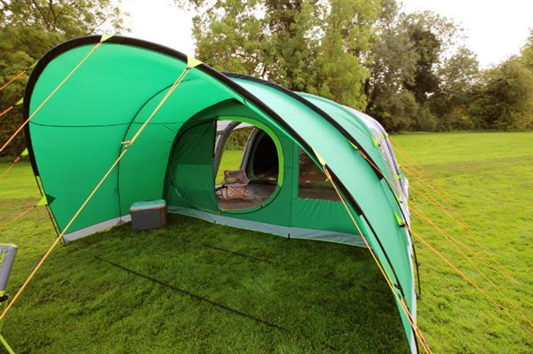 A Family Tent Perfect For Your Camping Journey