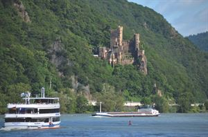 The Rhine Valley in Germany