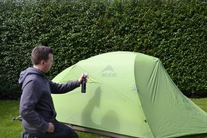 Proofing your tent
