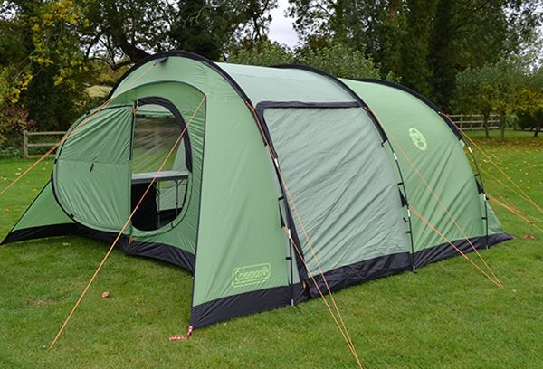 Coleman Cabral 5 Reviews Camping Out And About Live