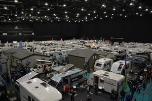Love Touring Expo is taking place at P&J Live in Aberdeen from 4-7 November 2021 (photo courtesy Adventum Events)