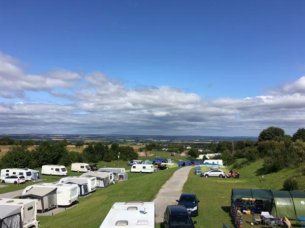 Golden Square Caravan & Camping Park
