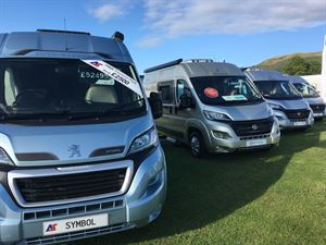 South West Motorhome Show 2017