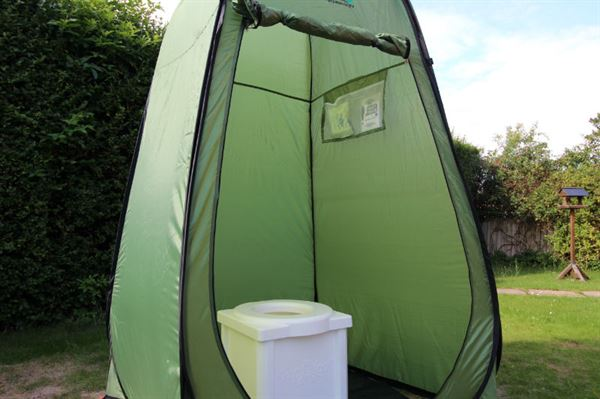 Kampa Rest Room Pop Up Toilet Tent
