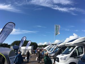 The South West Motorhome Show 2017