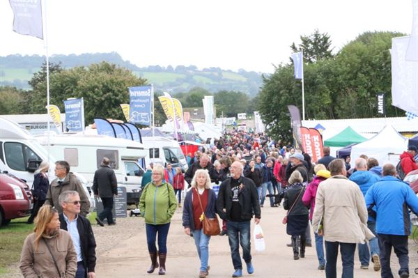 The South West Motorhome 2018