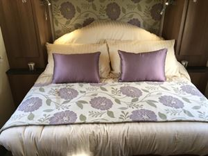 Bigger beds