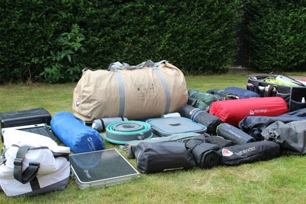 Packing your car boot