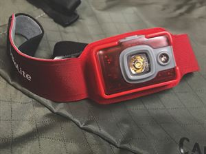 Lightweight kit - Biolit head torch