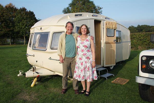Interview Vintage Cheltenham Caravan Reborn Advice