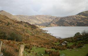 The beautiful Irish scenery