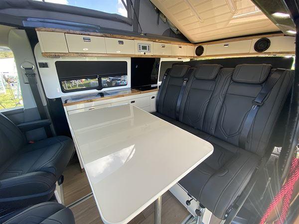 The new Prestige Tourer campervan