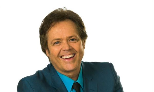 See Jimmy Osmond at The National Motorhome & Campervan Show 2018