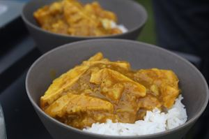 Katsu curry (photo by Iain Duff)