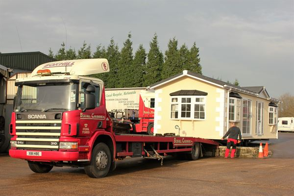 Box Hill Caravans Getting The Job Done