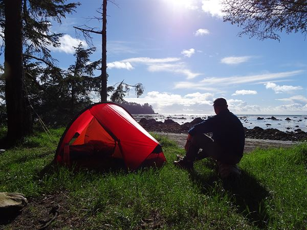 Camping experience was awesome most