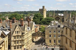 Oxford. Image: VisitEngland/Experience Oxfordshire