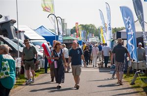The Midsummer Motorhome Show - Exhibition Area