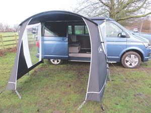 Sunncamp Swift Van Canopy