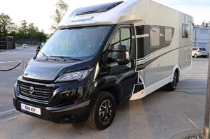 Sunlight Special Edition XV - the T68 motorhome © Warners Group Publications 2019
