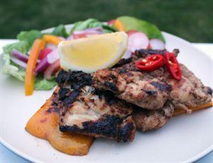 Tandoori chicken (photo by Iain Duff)