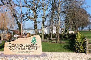Organford Manor Country Park