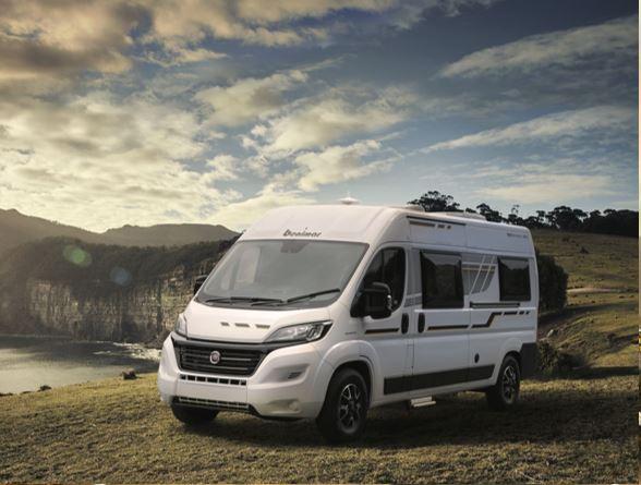 Hiring a campervan for adventure (Credit: Benimar)