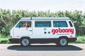 VW T25 campervan hire (Credit: Goboony)