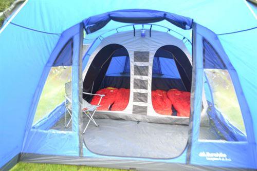 Hi-Gear Hampton 4 Nightfall Family Tent