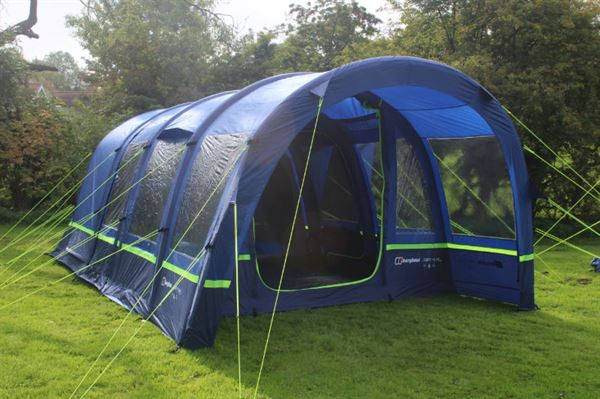 BERGHAUS AIR 4 XL - Tent review & BERGHAUS AIR 4 XL - Tent review - Reviews - Camping - Out and About Live