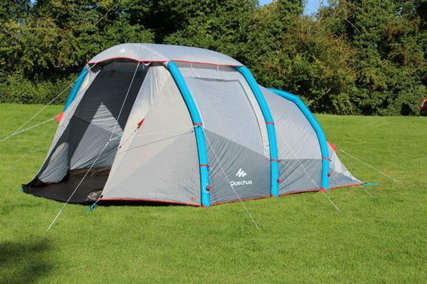 Quechua Zelt Xl Air : Quechua air seconds family xl reviews camping out