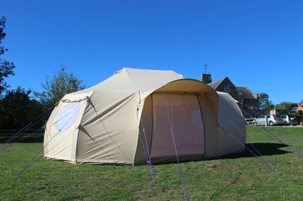 6m Luna Emperor Bell Tent | Dome Yurt