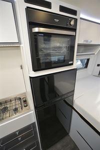 Pilote Van V600G Premium oven (Credit: Peter Vaughan)
