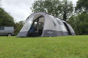 Polycotton tent