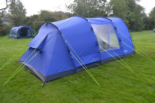 EUROHIKE HAMPTON 4 TENT REVIEW Reviews Camping Out and