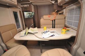 Burstner Ixeo Time IT 745 Sovereign - motorhome review