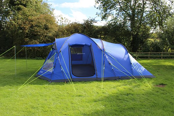 EUROHIKE BOWFELL 600 & EUROHIKE BOWFELL 600 - Reviews - Camping - Out and About Live