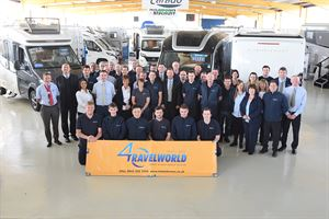 The Travelworld team