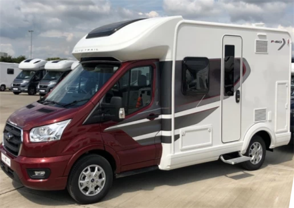 See 2020 Autotrail models at the Western Motorhome Show