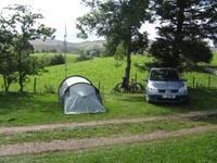 Bowber Head campsite
