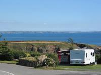 Caerfai Bay Caravan Park