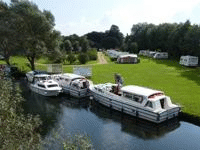 Grange Farm enjoys a great riverside location