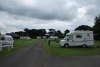 Market Rasen Racecourse Caravan Park