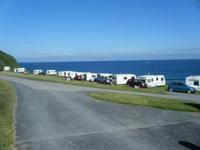 Putsborough Sands Caravan Site