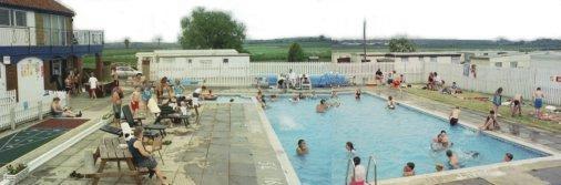 Shortferry Caravan Park pool