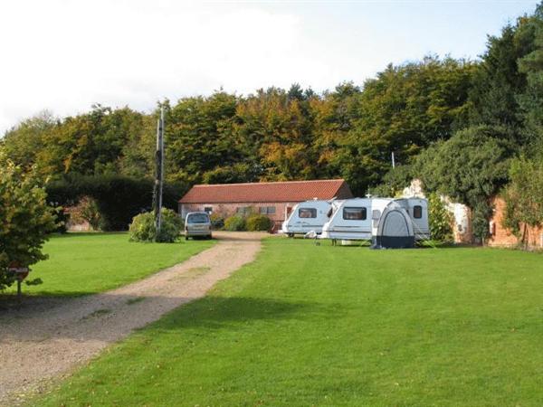 The Garden Caravan Site Jul 09 2